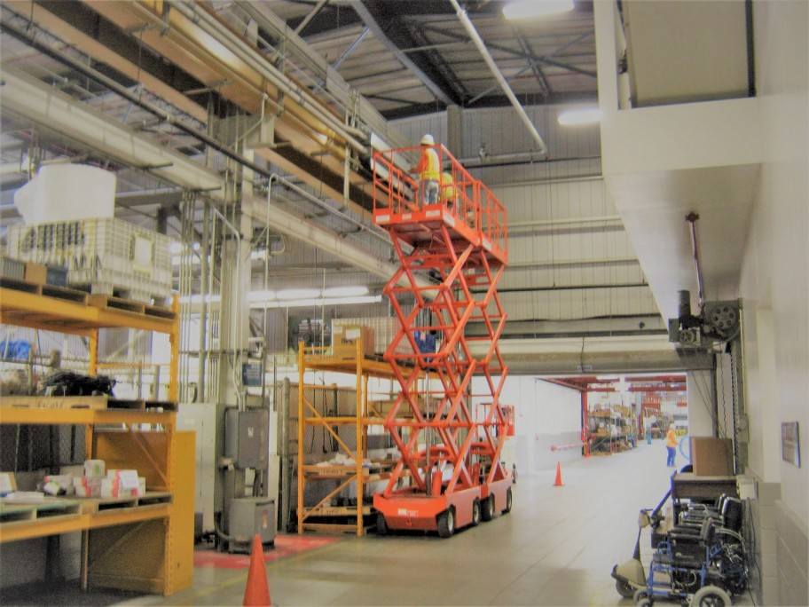 Commercial facilities 1#