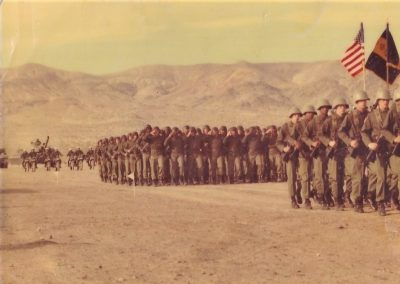 FT.IRWIN OPFOR 1982 -1984 Parade Death Valley